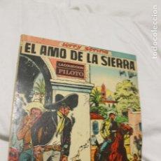 Tebeos: JERRY SPRING, EL AMO DE LA SIERRA, Nº 3, EDICIONES MOLINO, 1966. Lote 114783279