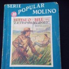 Tebeos: SERIE POPULAR MOLINO. Lote 119575259