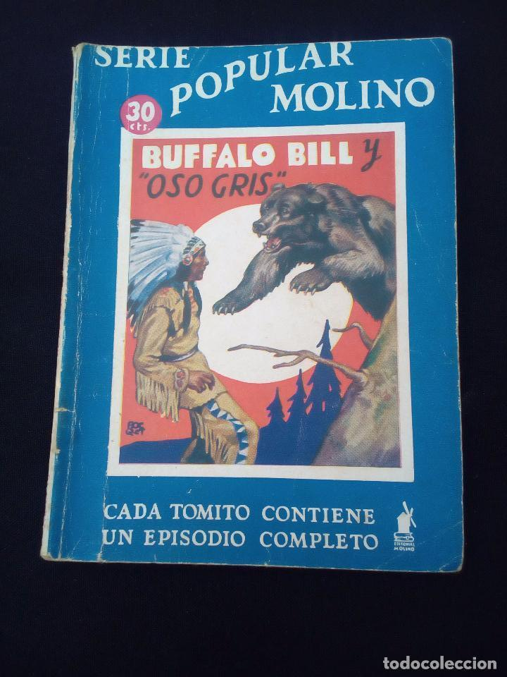 SERIE POPULAR MOLINO (Tebeos y Comics - Molino)