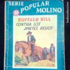 Tebeos: SERIE POPULAR MOLINO. Lote 119576011