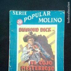 Tebeos: SERIE POPULAR MOLINO. Lote 119576103