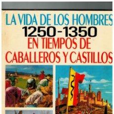 Tebeos: LA VIDA DE LOS HOMBRES -COMPLETA,10 TOMOS- MOLINO 1980. MUY BUENOS. VER FOTO CON LISTADO. Lote 124568327