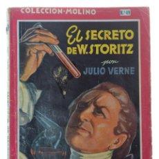 Tebeos: COLECCION MOLINO PRIMERA SERIE TRES EJEMPLARES VARIADOS 1943 - 1950. Lote 126270623