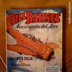 Tebeos: NOVELA BILL BARNES DE MOLINO N,13 AÑOS 40. Lote 126377323