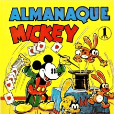 Tebeos: ALMANAQUE MICKEY 1936 FACSIMIL 1999. Lote 126445866