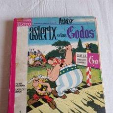 Tebeos: COMIC ASTERIX 1966 EDITORIAL MOLINO TAPAS DURAS Y LOS GODOS RARO. Lote 126651416