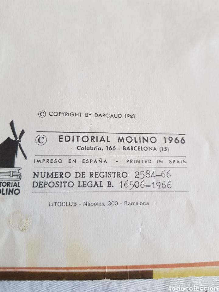Tebeos: comic Asterix 1966 Editorial Molino Tapas Duras Y los Godos RARO - Foto 2 - 126651416