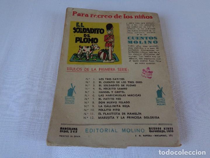 Tebeos: ANTIGUO CUENTO MICKEY HACE CAMPING, POR WALT DISNEY, ED. MOLINO, PRIMERA EDICION 1934, 160 PAGINAS - Foto 3 - 130053407