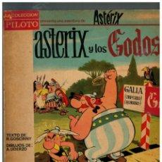 Tebeos: ASTÉRIX Y LOS GODOS. COLECCIÓN PILOTO. MOLINO,1966. TAPA BLANDA.. Lote 133939034