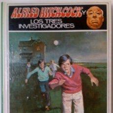 Tebeos: ALFRED HITCHCOCK Y LOS TRES INVESTIGADORES N°28 MISTERIO DEL DOBLE MORTAL 1988. Lote 135102210