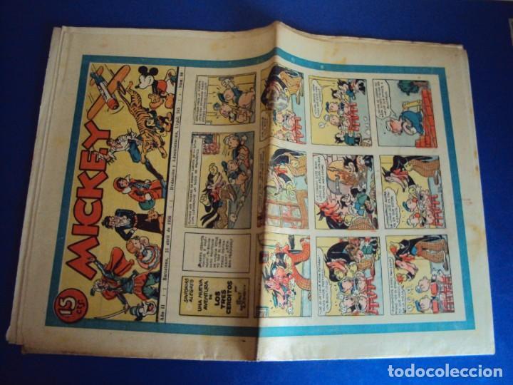 Tebeos: (COM-Nº60) AÑO II 25-4-1936 MICKEY - Foto 2 - 137879498