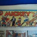 Tebeos: (COM-Nº61) MICKEY AÑO II 2-5-1936. Lote 137879814