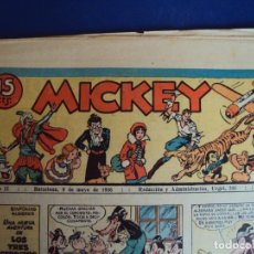 Tebeos: (COM-Nº62) MICKEY AÑO II 9-5-1936. Lote 137879874