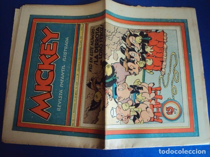 Tebeos: (COM-Nº63) MICKEY AÑO II 16-5-1936 - Foto 2 - 137879970