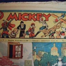Tebeos: (COM-Nº65) MICKEY AÑO II 30-5-1936. Lote 137880126