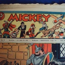 Tebeos: (COM-Nº66) MICKEY AÑO II 6-6-1936. Lote 137880194