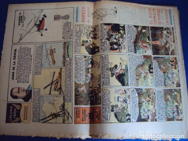 Tebeos: (COM-Nº67) MICKEY AÑO II 13-6-1936 - Foto 3 - 137880266