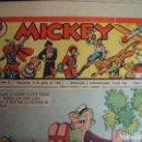Tebeos: (COM-Nº70) MICKEY AÑO II 4-7-1936. Lote 137880474
