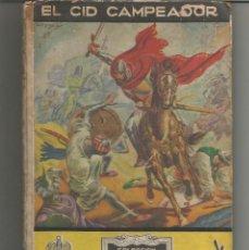 Tebeos: EL CID CAMPEADOR ILUSTRADO POR FREIXAS EDITORIAL MOLINO. Lote 139743974