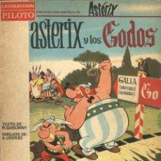 Tebeos: ASTÉRIX Y LOS GODOS (MOLINO, 1966) DE GOSCINNY Y UDERZO. PRIMERA EDICIÓN EN ESPAÑA. TAPA BLANDA.. Lote 142432338