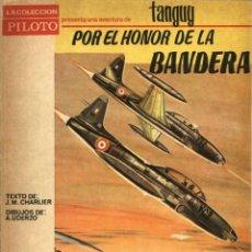 Tebeos: MICHEL TANGUY: POR EL HONOR DE LA BANDERA (MOLINO, 1966) DE CHARLIER Y UDERZO. TAPA BLANDA.. Lote 142432590