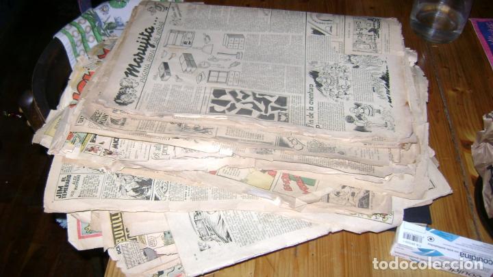 REVISTA MICKEY MOLINO AÑOS 30 LOTE DE SUELTOS VER DESCRIPCION SOFABIBLIO (Tebeos y Comics - Molino)