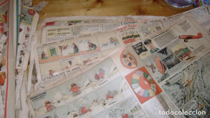 Tebeos: REVISTA MICKEY MOLINO AÑOS 30 LOTE DE SUELTOS VER DESCRIPCION SOFABIBLIO - Foto 7 - 146597654