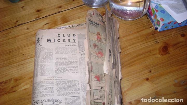 Tebeos: REVISTA MICKEY MOLINO AÑOS 30 LOTE DE SUELTOS VER DESCRIPCION SOFABIBLIO - Foto 10 - 146597654