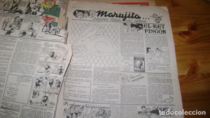 Tebeos: REVISTA MICKEY MOLINO AÑOS 30 LOTE DE SUELTOS VER DESCRIPCION SOFABIBLIO - Foto 12 - 146597654
