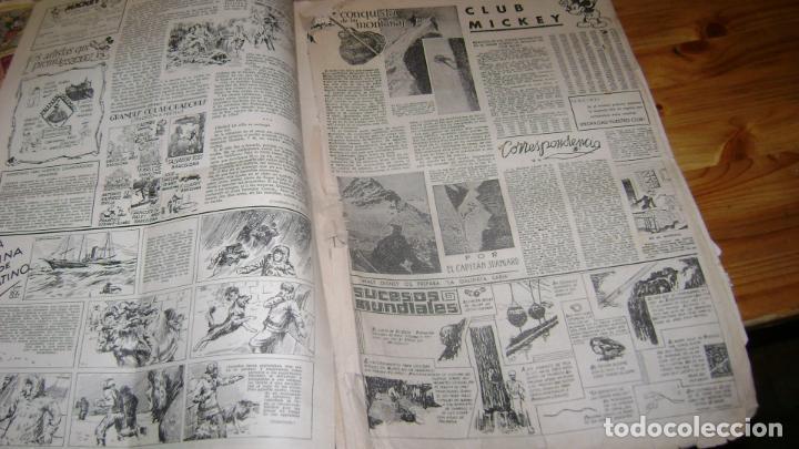 Tebeos: REVISTA MICKEY MOLINO AÑOS 30 LOTE DE SUELTOS VER DESCRIPCION SOFABIBLIO - Foto 17 - 146597654