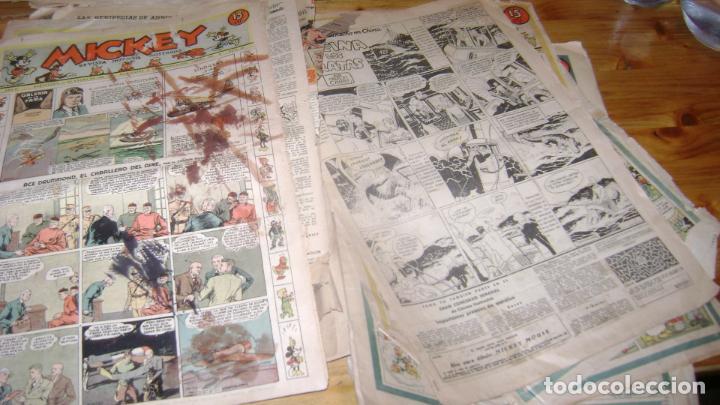 Tebeos: REVISTA MICKEY MOLINO AÑOS 30 LOTE DE SUELTOS VER DESCRIPCION SOFABIBLIO - Foto 21 - 146597654