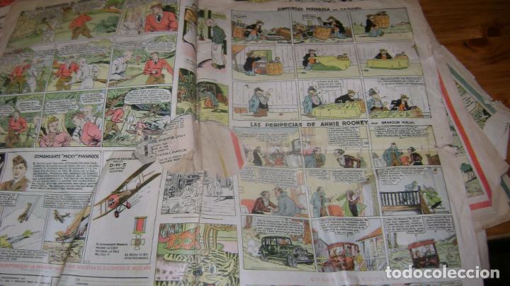 Tebeos: REVISTA MICKEY MOLINO AÑOS 30 LOTE DE SUELTOS VER DESCRIPCION SOFABIBLIO - Foto 27 - 146597654