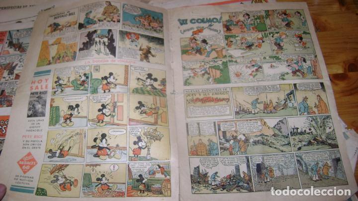 Tebeos: REVISTA MICKEY MOLINO AÑOS 30 LOTE DE SUELTOS VER DESCRIPCION SOFABIBLIO - Foto 30 - 146597654