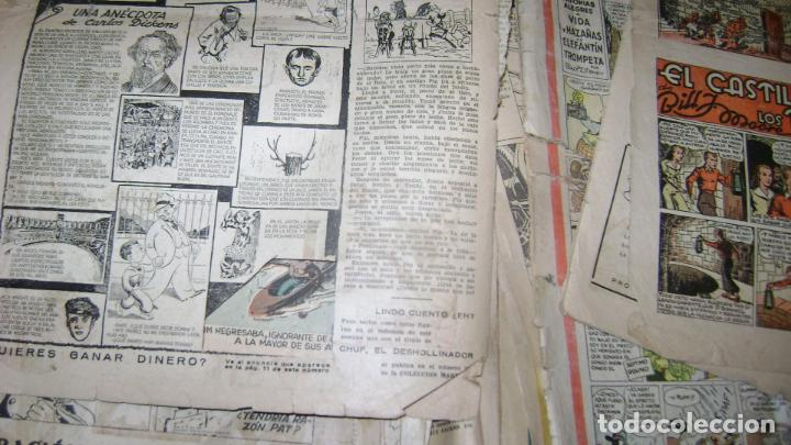Tebeos: REVISTA MICKEY MOLINO AÑOS 30 LOTE DE SUELTOS VER DESCRIPCION SOFABIBLIO - Foto 31 - 146597654