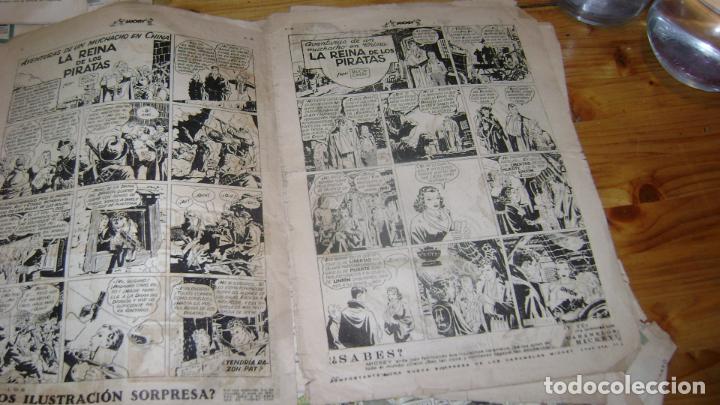 Tebeos: REVISTA MICKEY MOLINO AÑOS 30 LOTE DE SUELTOS VER DESCRIPCION SOFABIBLIO - Foto 32 - 146597654