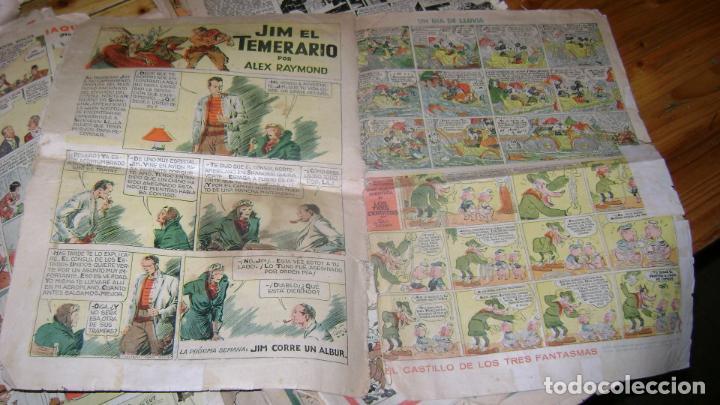 Tebeos: REVISTA MICKEY MOLINO AÑOS 30 LOTE DE SUELTOS VER DESCRIPCION SOFABIBLIO - Foto 33 - 146597654