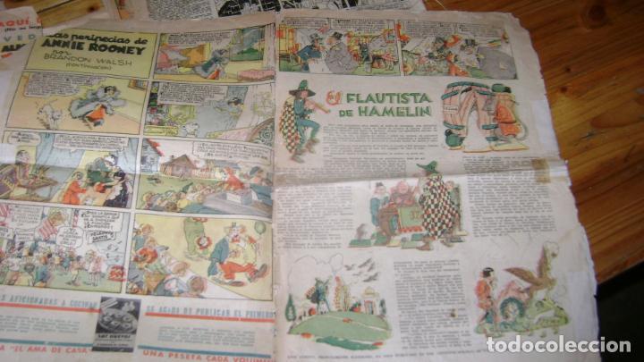 Tebeos: REVISTA MICKEY MOLINO AÑOS 30 LOTE DE SUELTOS VER DESCRIPCION SOFABIBLIO - Foto 35 - 146597654