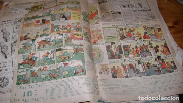 Tebeos: REVISTA MICKEY MOLINO AÑOS 30 LOTE DE SUELTOS VER DESCRIPCION SOFABIBLIO - Foto 36 - 146597654