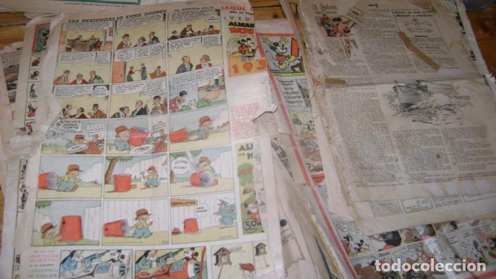 Tebeos: REVISTA MICKEY MOLINO AÑOS 30 LOTE DE SUELTOS VER DESCRIPCION SOFABIBLIO - Foto 37 - 146597654