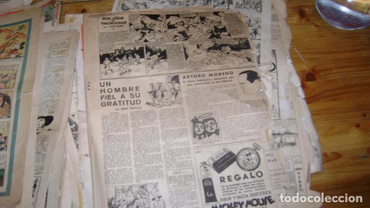Tebeos: REVISTA MICKEY MOLINO AÑOS 30 LOTE DE SUELTOS VER DESCRIPCION SOFABIBLIO - Foto 44 - 146597654