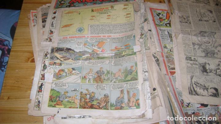 Tebeos: REVISTA MICKEY MOLINO AÑOS 30 LOTE DE SUELTOS VER DESCRIPCION SOFABIBLIO - Foto 46 - 146597654