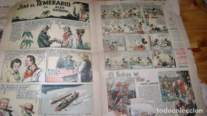 Tebeos: REVISTA MICKEY MOLINO AÑOS 30 LOTE DE SUELTOS VER DESCRIPCION SOFABIBLIO - Foto 47 - 146597654
