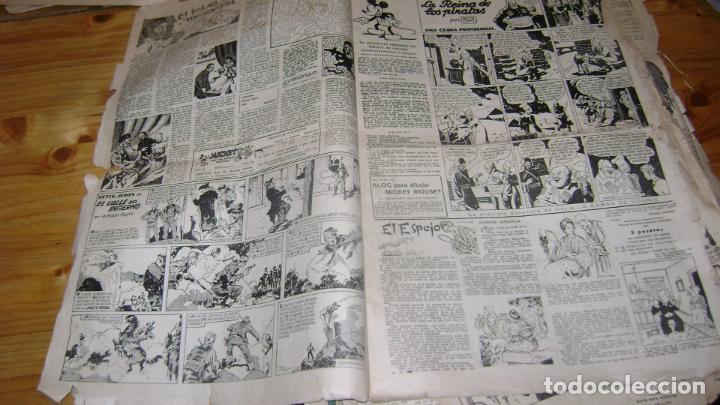 Tebeos: REVISTA MICKEY MOLINO AÑOS 30 LOTE DE SUELTOS VER DESCRIPCION SOFABIBLIO - Foto 49 - 146597654