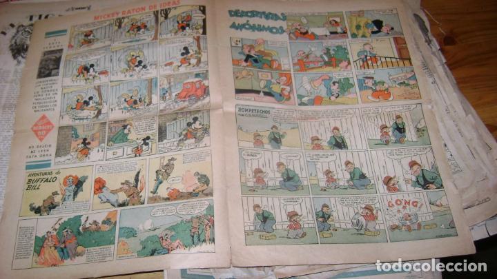Tebeos: REVISTA MICKEY MOLINO AÑOS 30 LOTE DE SUELTOS VER DESCRIPCION SOFABIBLIO - Foto 50 - 146597654