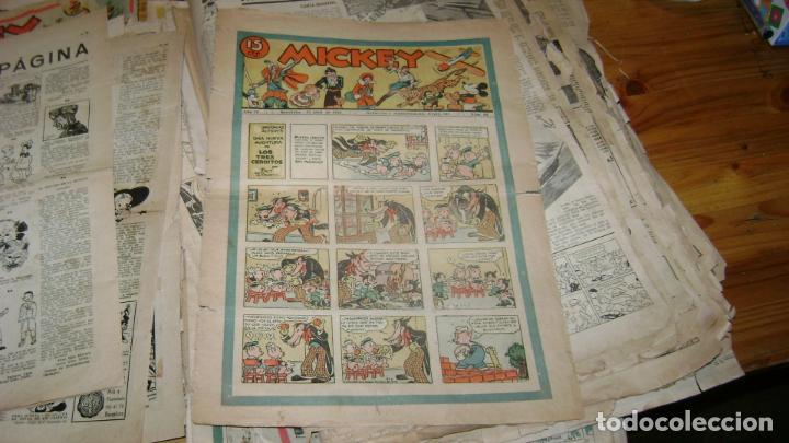 Tebeos: REVISTA MICKEY MOLINO AÑOS 30 LOTE DE SUELTOS VER DESCRIPCION SOFABIBLIO - Foto 51 - 146597654