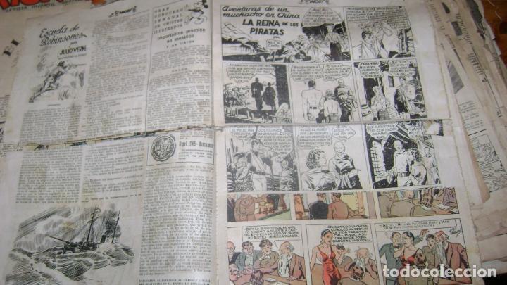 Tebeos: REVISTA MICKEY MOLINO AÑOS 30 LOTE DE SUELTOS VER DESCRIPCION SOFABIBLIO - Foto 59 - 146597654