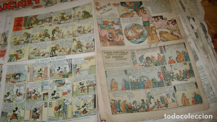 Tebeos: REVISTA MICKEY MOLINO AÑOS 30 LOTE DE SUELTOS VER DESCRIPCION SOFABIBLIO - Foto 62 - 146597654