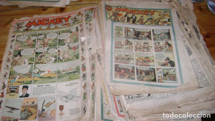 Tebeos: REVISTA MICKEY MOLINO AÑOS 30 LOTE DE SUELTOS VER DESCRIPCION SOFABIBLIO - Foto 65 - 146597654