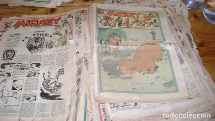 Tebeos: REVISTA MICKEY MOLINO AÑOS 30 LOTE DE SUELTOS VER DESCRIPCION SOFABIBLIO - Foto 66 - 146597654
