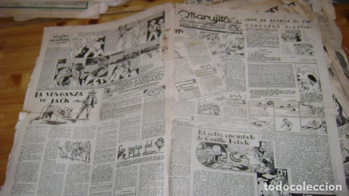 Tebeos: REVISTA MICKEY MOLINO AÑOS 30 LOTE DE SUELTOS VER DESCRIPCION SOFABIBLIO - Foto 67 - 146597654